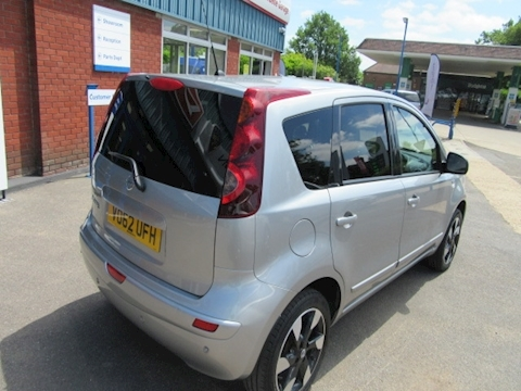 Note N-Tec Plus Mpv 1.4 Manual Petrol