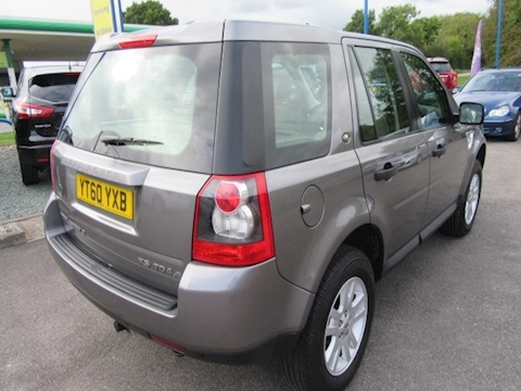 Freelander Td4 E Xs Estate 2.2 Manual Diesel