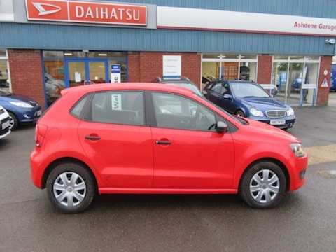 Polo S Hatchback 1.2 Manual Petrol