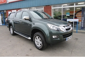 D-Max Td Utah Dcb Pick-Up 2.5 Manual Diesel