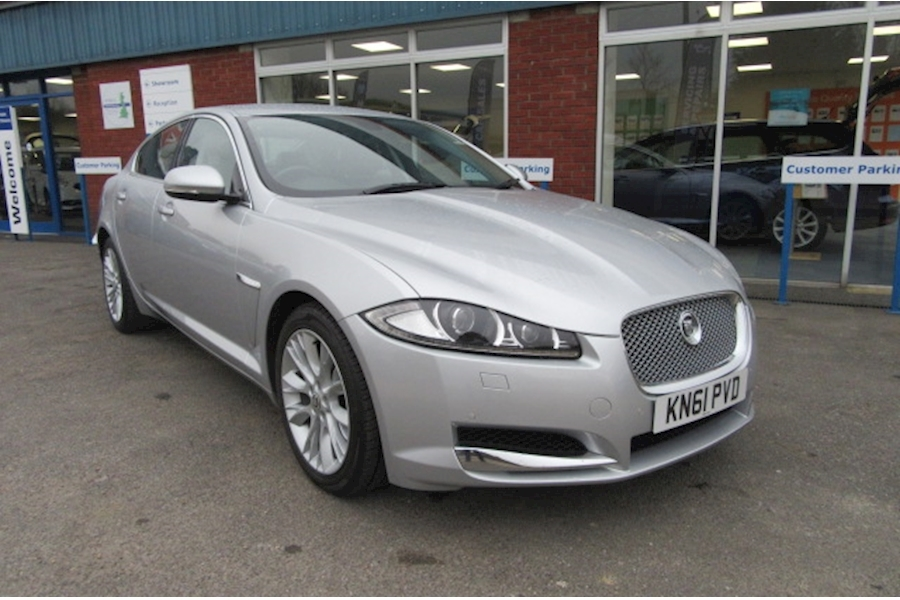 Jaguar Xf D Luxury
