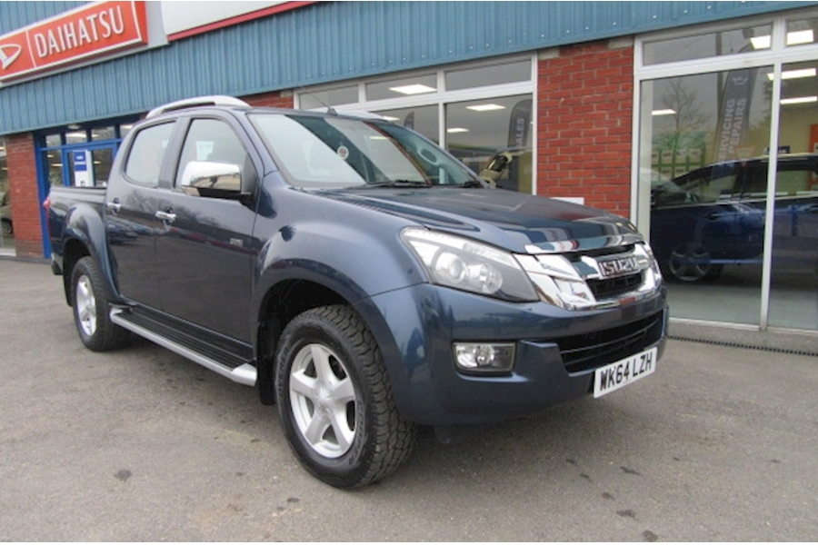 D-Max Td Utah Dcb Pick-Up 2.5 Automatic Diesel