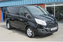 Ford Transit Custom 270 Limited Lr P/V - Thumb 0
