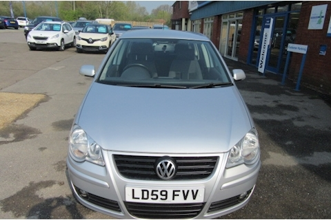 Polo Match (60Bhp) Hatchback 1.2 Manual Petrol