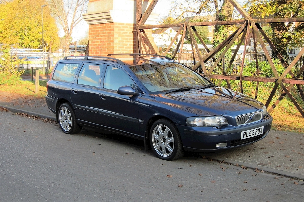 70 Series V70 170 Se Estate 2.4 Automatic Petrol