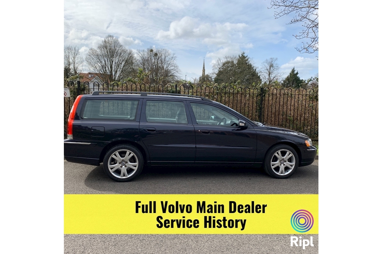 V70 SE 2.4 5dr Estate Automatic Petrol