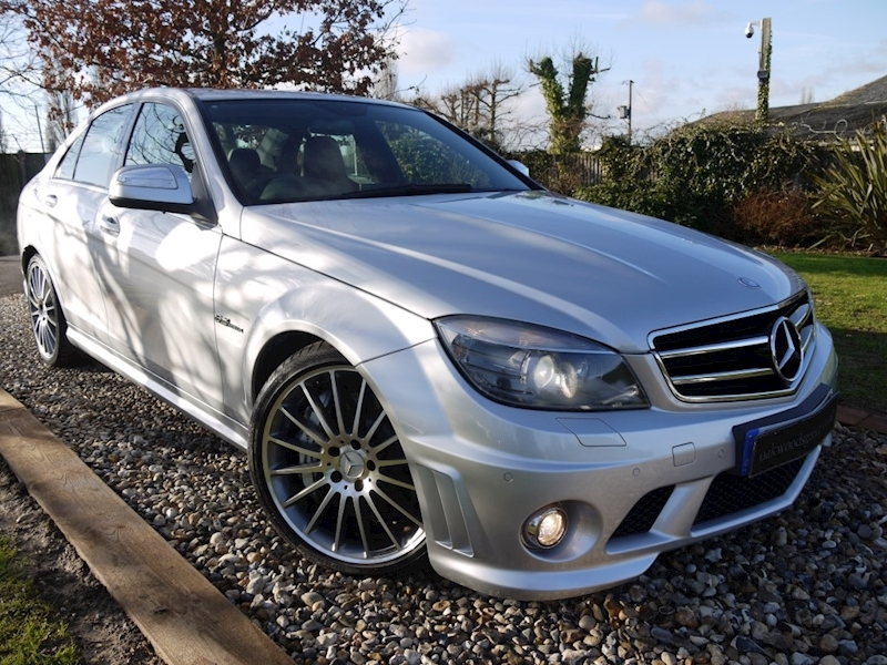 Mercedes C Class C63 AMG (Memory Pack+Sunroof+COMAND+Last Owner 7 Years+TRACKER+Outstanding Example+Full History)