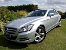 Mercedes Cls CLS250 CDi Blueefficiency 7G-Tronic Plus Stop/Start(Sat Nav+BLUETOOTH+ParkTronic) - Thumb 8
