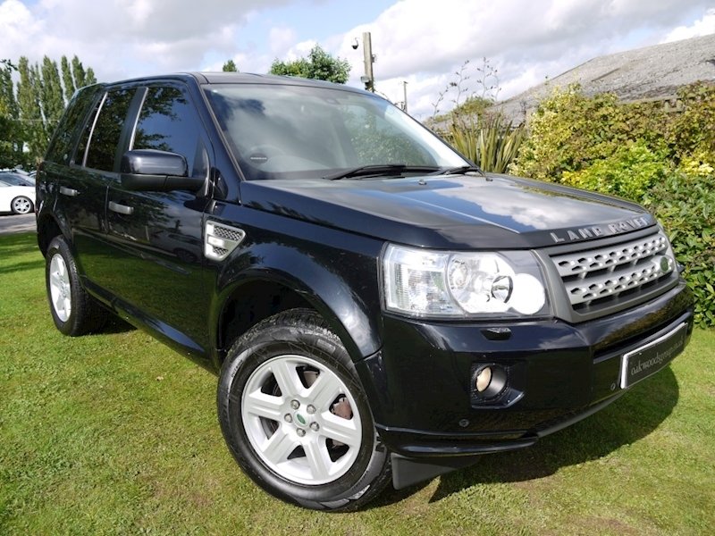 Land Rover Freelander II 2.2 SD4 GS Automatic (Rear Park Sensing+PRIVACY Glass+Alloys+Air Con+Full History)