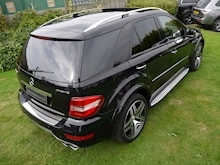 Mercedes M-Class ML63 AMG 4Matic Facelift Mdl (DISTRONIC+Merc Rear DVD's +KEYLESS+21