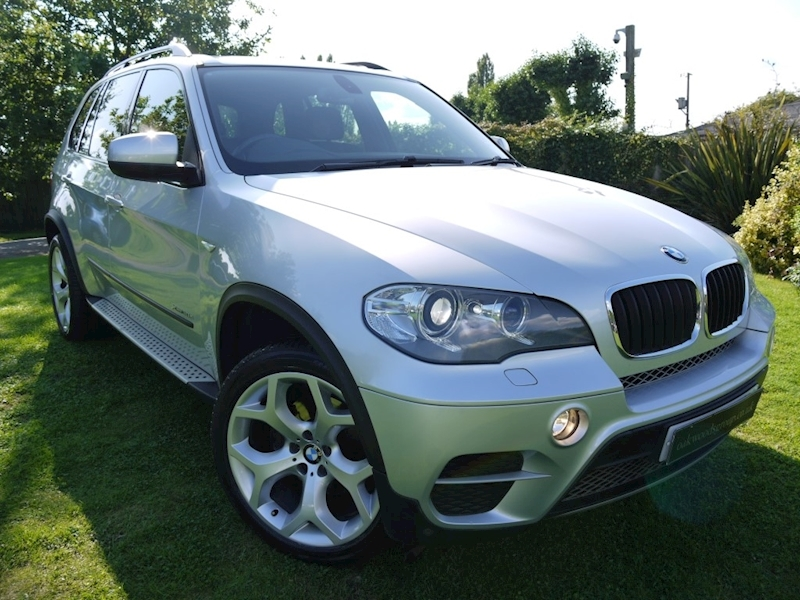 Bmw X5 Xdrive 30d SE 7 Seats (DYNAMIC Pack, THIRD ROW 7 Seats, MEDIA Pack, ELECTRIC, MEMORY Sports Seats)