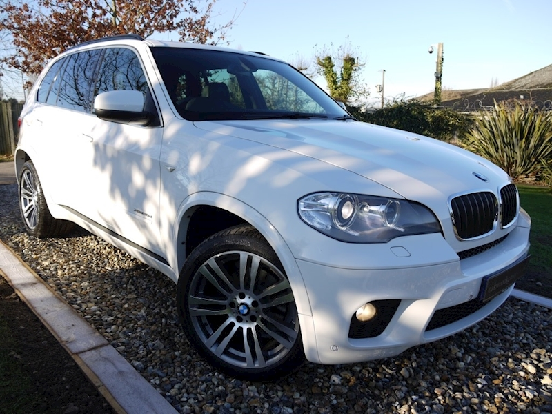 Bmw X5 Xdrive30d M Sport 8 Speed (7 Seater Third Row Seating+20