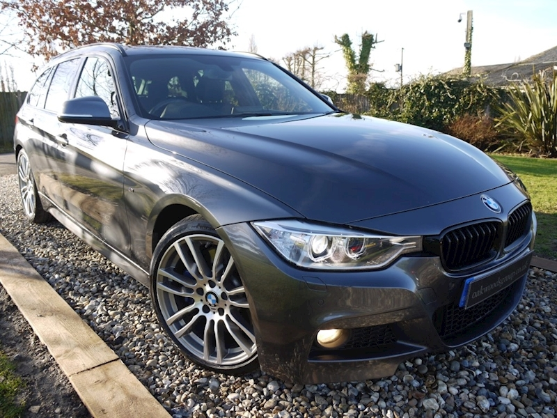 Bmw 3 Series 330D M Sport Touring M Sport PLUS Pack (19