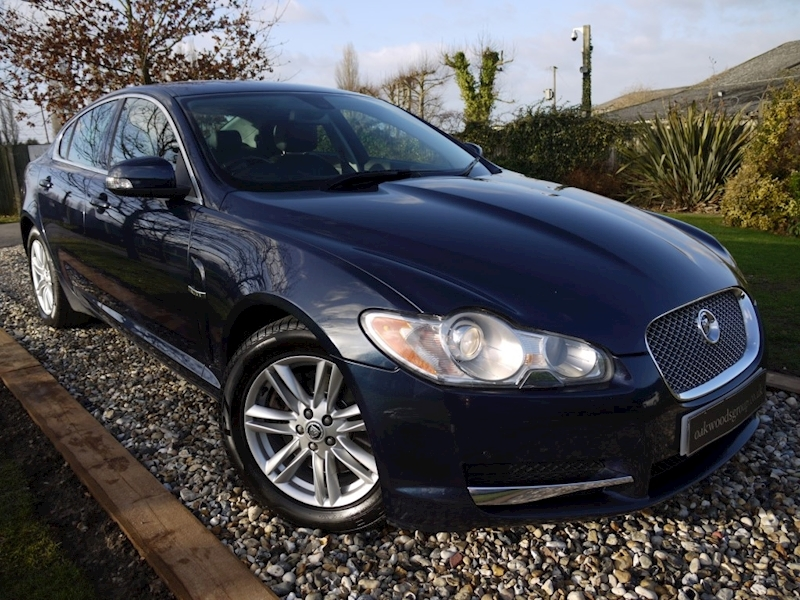 Jaguar Xf 2.7d V6 Premium Luxury (Parking Pack+Rear CAMERA+DAB+Heated, MEMORY Seats+Bower&Wilkens Sound)