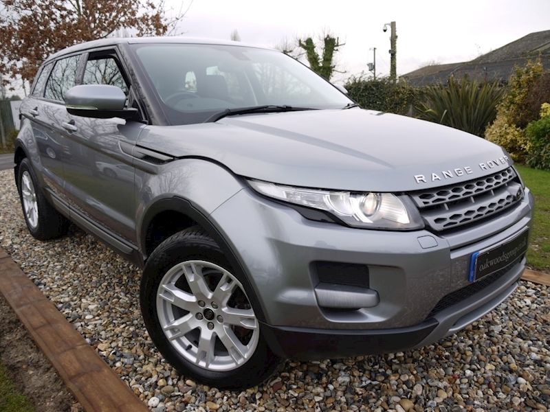 Land Rover Range Rover Evoque 2.2 SD4 Pure Tech 8 Speed Auto (HEATED Seats+SAT NAV+Harmon Karden+BLUETOOTH)