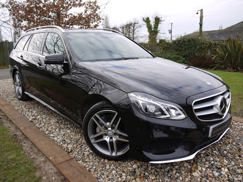 Mercedes E Class E350 Bluetec AMG Sport (DISCTRONIC Adaptive Cruise+LED Headlights+Surround CAMERA+Privacy)