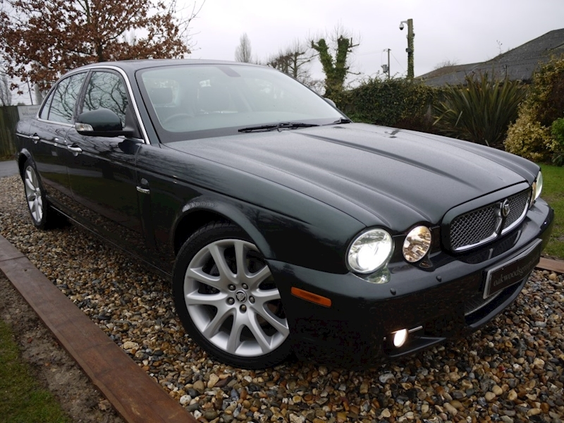 Jaguar Xj 2.7 TDVi Sovereign X358 Big Bumper Mdl (Last of the Classic XJ's+Freshly Serviced+Useable Classic)