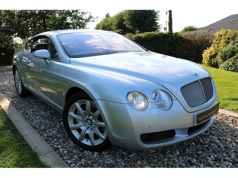 Bentley Continental 6.0 GT W12 550 BHP (FULL History+LOW Miles+Last Owner 5 years+LOVELY Example)