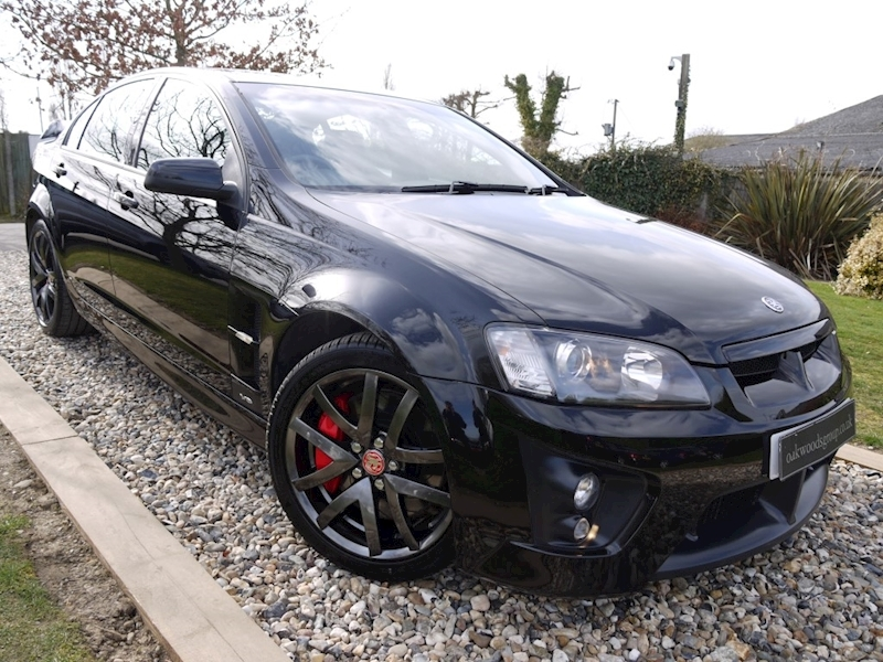 Vauxhall Vxr8 VXR8 Auto (TRACKER+Full Vauxhall History 10 Stamps+Just 3 Owners+Outstanding)