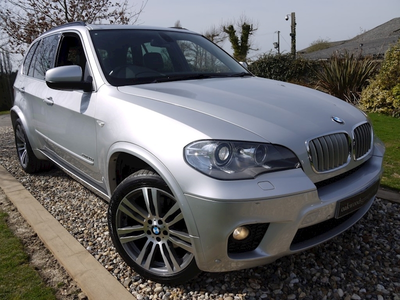 Bmw X5 Xdrive40d M Sport (PAN Roof+Third Row 7 Seater+MEDIA Pack+Tow Pack+HEATED Seats+PRIVACY+20