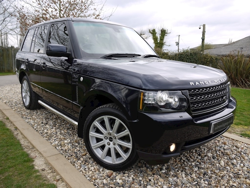 Land Rover Range Rover 4.4 TDV8 Vogue SE (Ivory Leather+TOW Pack+PRIVACY+Range Rover History)