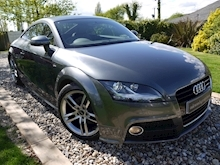Audi Tt 1.8 T FSi S Line (Factory SAT NAV+PRIVACY Glass+AMI Audi Music Interface) - Thumb 0