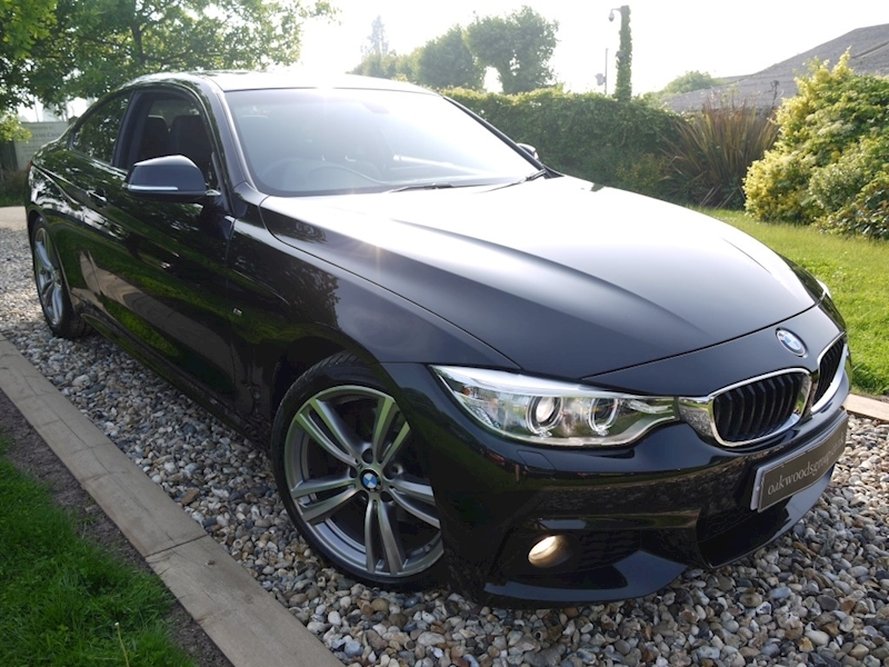 Bmw 4 Series 428i M Sport Auto (Pro MEDIA+Harman/Kardon+USB+VOICE+BLUETOOTH)