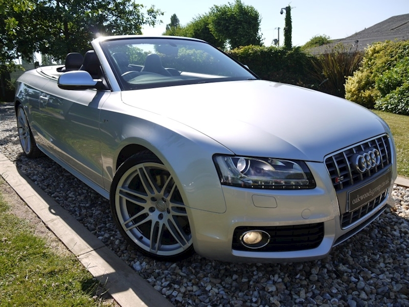 Audi A5 S5 3.0 V6 Tfsi Quattro S tronic (HDD Sat Nav+ELECTRIC, HEATED Seats+B&O+Cruise+Advance Key)