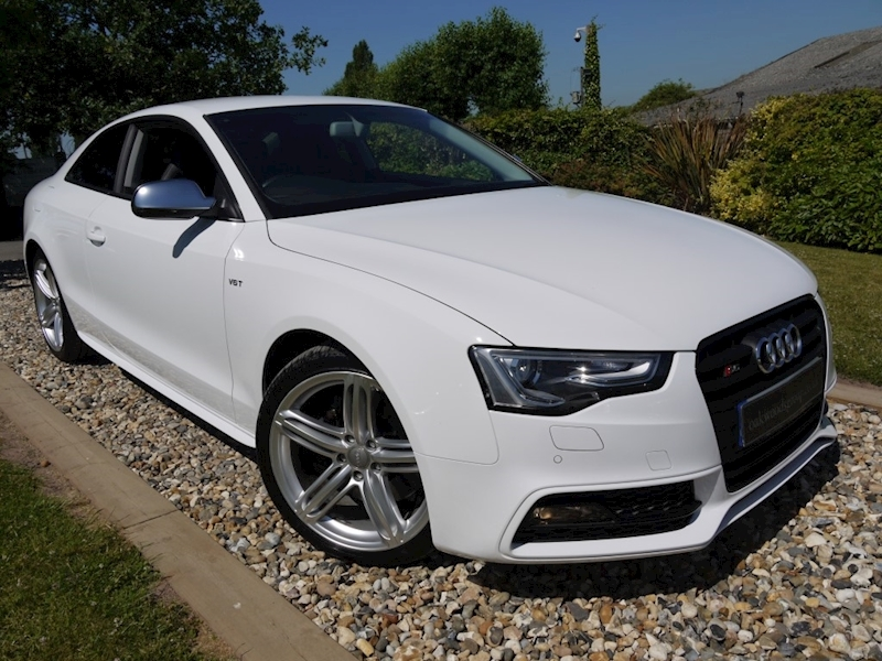 Audi A5 S5 3.0 V6 Tfsi Quattro S Line Black Edition (TECH Pack HIGH+19