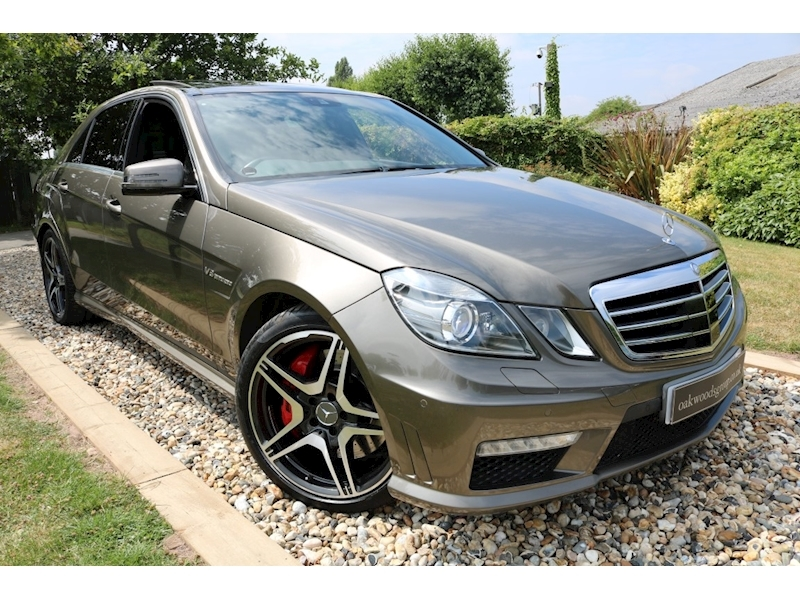 Mercedes E Class E63 Amg PERFORMANCE Pack PLUS (AMG Drivers Pk+Drive Assist Pk+PANORAMIC ROOF+Logic 7+DAB+Camera)