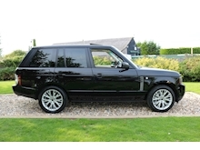 Land Rover Range Rover 4.4 TDV8 Westminster (IVORY Leather+ Dual Screen TV+HEATED Steering Wheel+SUNROOF+FLRSH+Rear CAMERA) - Thumb 3
