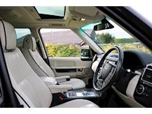 Land Rover Range Rover 4.4 TDV8 Westminster (IVORY Leather+ Dual Screen TV+HEATED Steering Wheel+SUNROOF+FLRSH+Rear CAMERA) - Thumb 9