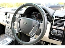 Land Rover Range Rover 4.4 TDV8 Westminster (IVORY Leather+ Dual Screen TV+HEATED Steering Wheel+SUNROOF+FLRSH+Rear CAMERA) - Thumb 13