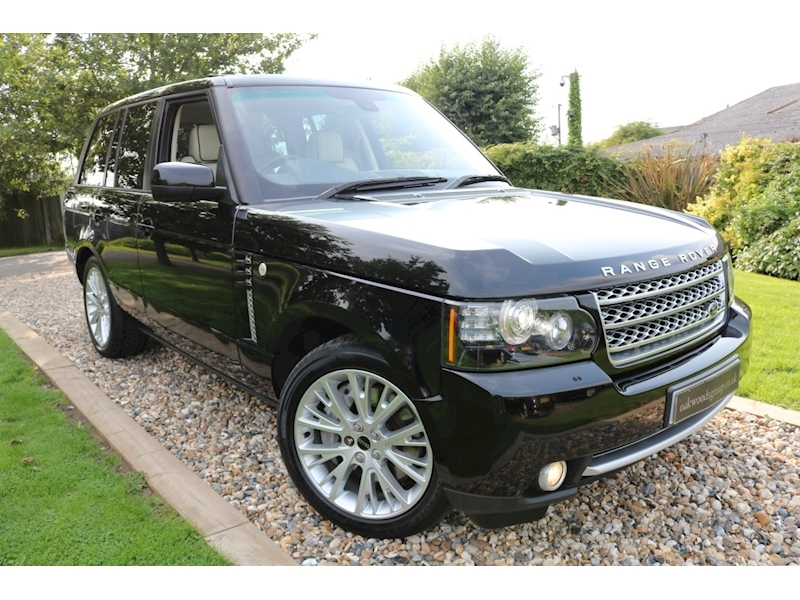 Land Rover Range Rover 4.4 TDV8 Westminster (IVORY Leather+ Dual Screen TV+HEATED Steering Wheel+SUNROOF+FLRSH+Rear CAMERA)