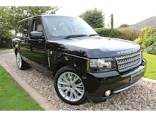 Land Rover Range Rover 4.4 TDV8 Westminster (IVORY Leather+ Dual Screen TV+HEATED Steering Wheel+SUNROOF+FLRSH+Rear CAMERA) - Thumb 0