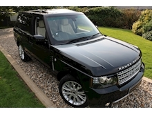 Land Rover Range Rover 4.4 TDV8 Westminster (IVORY Leather+ Dual Screen TV+HEATED Steering Wheel+SUNROOF+FLRSH+Rear CAMERA) - Thumb 7