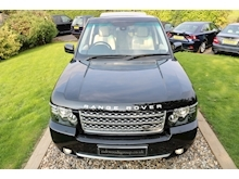Land Rover Range Rover 4.4 TDV8 Westminster (IVORY Leather+ Dual Screen TV+HEATED Steering Wheel+SUNROOF+FLRSH+Rear CAMERA) - Thumb 5