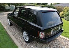 Land Rover Range Rover 4.4 TDV8 Westminster (IVORY Leather+ Dual Screen TV+HEATED Steering Wheel+SUNROOF+FLRSH+Rear CAMERA) - Thumb 35