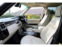 Land Rover Range Rover 4.4 TDV8 Westminster (IVORY Leather+ Dual Screen TV+HEATED Steering Wheel+SUNROOF+FLRSH+Rear CAMERA) - Thumb 17