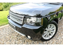 Land Rover Range Rover 4.4 TDV8 Westminster (IVORY Leather+ Dual Screen TV+HEATED Steering Wheel+SUNROOF+FLRSH+Rear CAMERA) - Thumb 26
