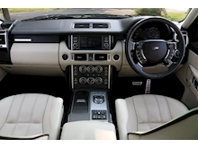 Land Rover Range Rover 4.4 TDV8 Westminster (IVORY Leather+ Dual Screen TV+HEATED Steering Wheel+SUNROOF+FLRSH+Rear CAMERA) - Thumb 19