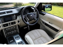 Land Rover Range Rover 4.4 TDV8 Westminster (IVORY Leather+ Dual Screen TV+HEATED Steering Wheel+SUNROOF+FLRSH+Rear CAMERA) - Thumb 23