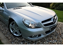 Mercedes Sl Sl350 (PAN ROOF+Sport Pack+TRACKER+DAB+Keyless+AIR SCARF+6 Mercedes Stamps) - Thumb 13