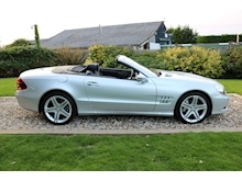 Mercedes Sl Sl350 (PAN ROOF+Sport Pack+TRACKER+DAB+Keyless+AIR SCARF+6 Mercedes Stamps) - Thumb 10