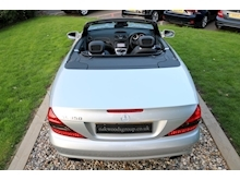 Mercedes Sl Sl350 (PAN ROOF+Sport Pack+TRACKER+DAB+Keyless+AIR SCARF+6 Mercedes Stamps) - Thumb 22