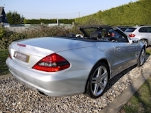 Mercedes Sl Sl350 (PAN ROOF+Sport Pack+TRACKER+DAB+Keyless+AIR SCARF+6 Mercedes Stamps) - Thumb 40