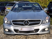 Mercedes Sl Sl350 (PAN ROOF+Sport Pack+TRACKER+DAB+Keyless+AIR SCARF+6 Mercedes Stamps) - Thumb 27