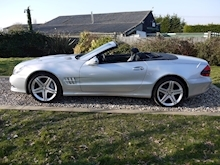 Mercedes Sl Sl350 (PAN ROOF+Sport Pack+TRACKER+DAB+Keyless+AIR SCARF+6 Mercedes Stamps) - Thumb 34