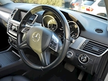 Mercedes M-Class ML350 Bluetec Special Edition (COMAND Sat Nav+Running Boards+Rear Park+CRUISE+ELECTRIC Seats) - Thumb 6