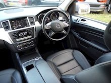 Mercedes M-Class ML350 Bluetec Special Edition (COMAND Sat Nav+Running Boards+Rear Park+CRUISE+ELECTRIC Seats) - Thumb 24